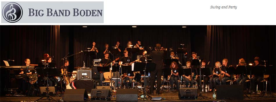 Big Band Boden